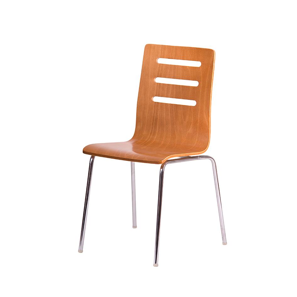Preglejkové stoličky